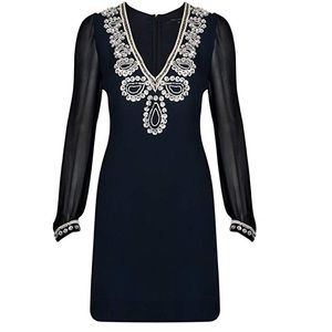 e8616840517f4 French Connection Dresses - French Connection Rebecca Bex Beads Tunic Dress